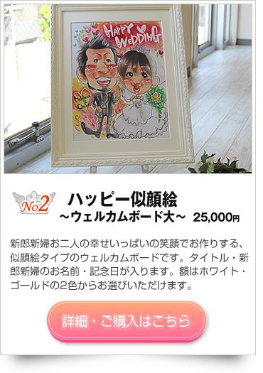 写真 De 似顔絵ネームポエム(キャンバス) 結婚祝い プレゼント