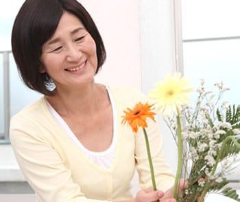 花好きの上司への退職祝いのプレゼントに名前の詩